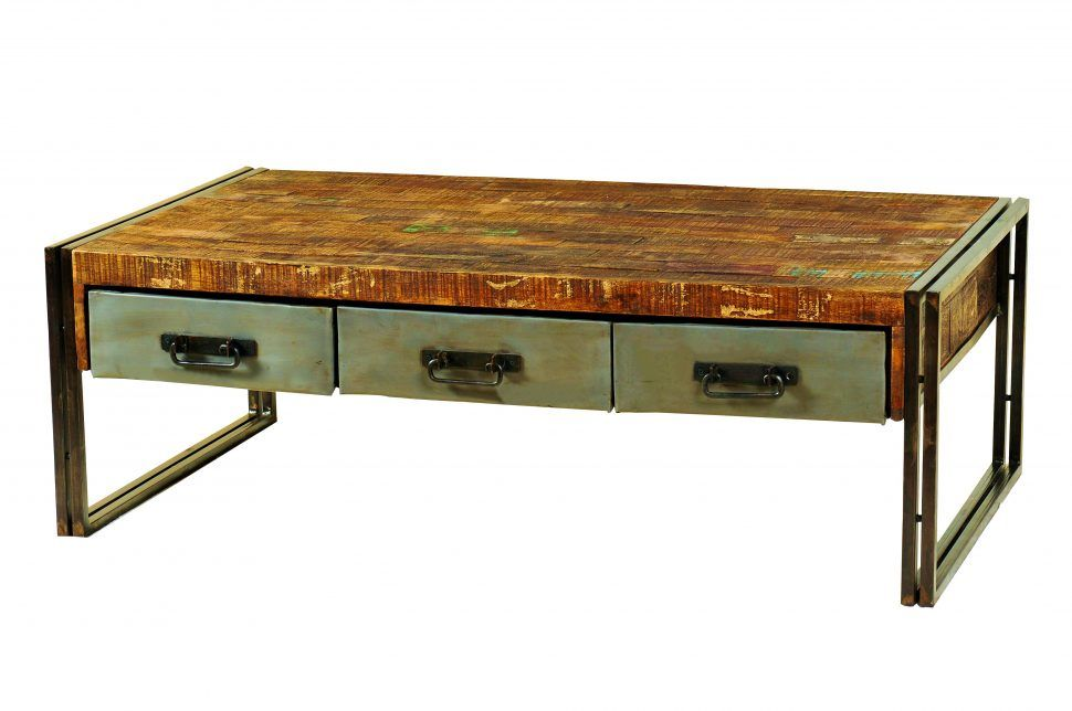 Kitchen Splendid Metal And Wood Coffee Tables Table Diy Industrial Drawers With Shelf Solid Wheels Round Sma Mesa De Centro Madera Mesas De Cafe Madera Y Metal