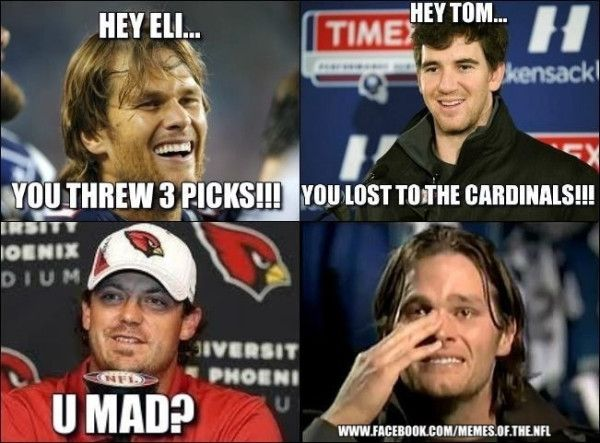 Eli Manning Continues To Own Tom Brady Nfl Memes Giants