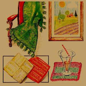 Schoener Stricken De haushaltstextilien entwerfen und stricken eine schöne möglichkeit
