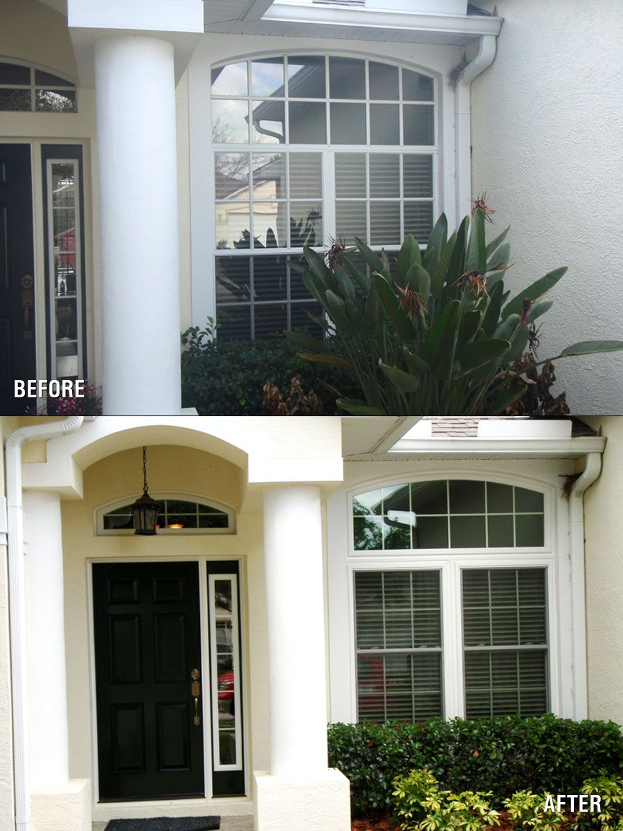 by Morgan Exteriors Before and After Pictures Our Work