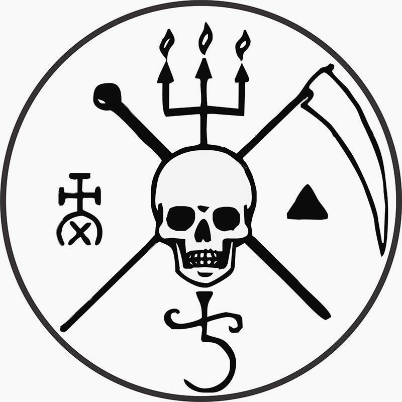 Blog Santuario San La Muerte: Sello Nº 4: Dominador De Las