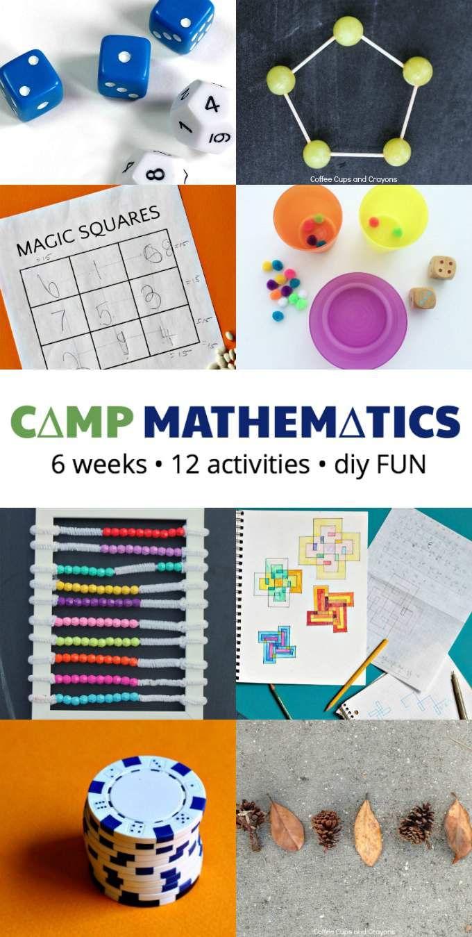 DIY Summer Math Camp: Budget-Friendly Activity Plans ...