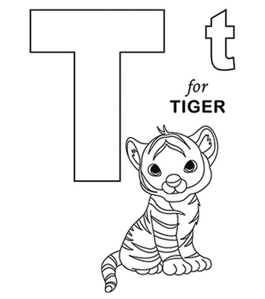 8 Best Picture Letter T Coloring Page In 2021 Alphabet Coloring Pages Coloring Letters Letter A Coloring Pages