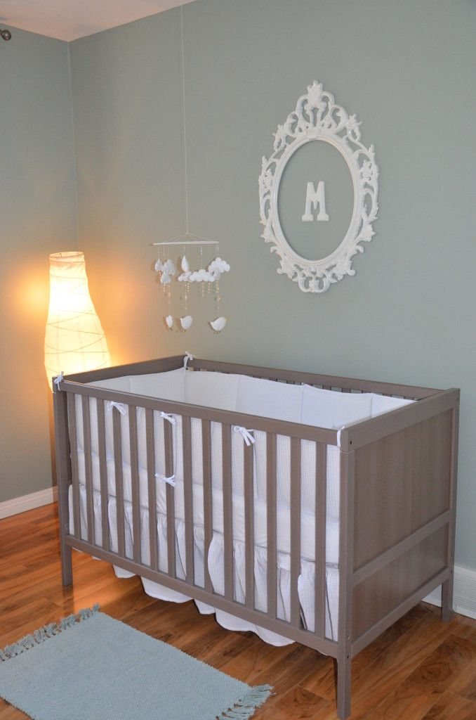Mason And Ellainas Neutral Twin Nursery
