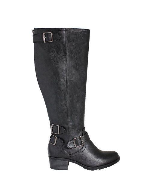Women S Nashville Extra Wide Calf Black Boots Wide Calf Cowgirl Boots Extra Wide Calf