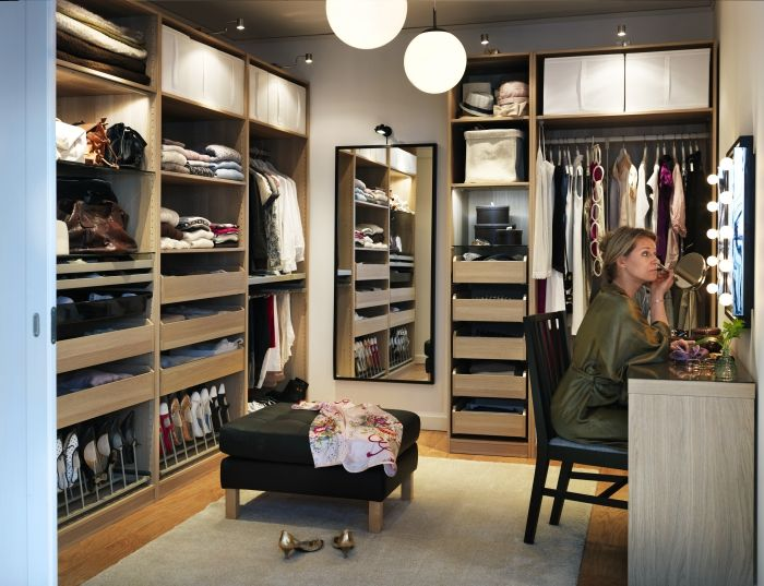 Pin By Fresh Lifestyle Living On Bedroom Ideas Ikea Closet