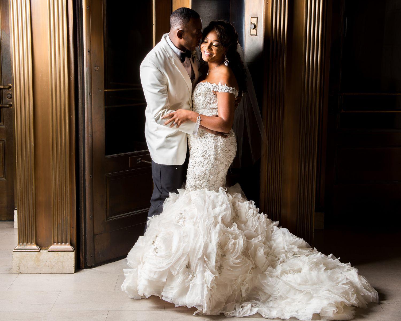 Memphis Wedding Photographer Munaluchi Bride Cherise Richards The Columns