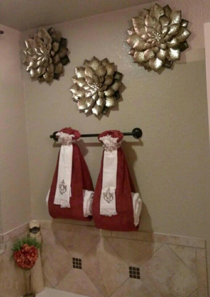 Bathroom Towel Decorating Ideas Luxury Exclusive Diy Bathroom Towel Decoration Ideas Live E Guest Bathroom Towels Christmas Bathroom Decor Bathroom Towel Decor