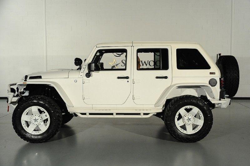 All Vehicle Inventory Starwood Motors Custom jeep
