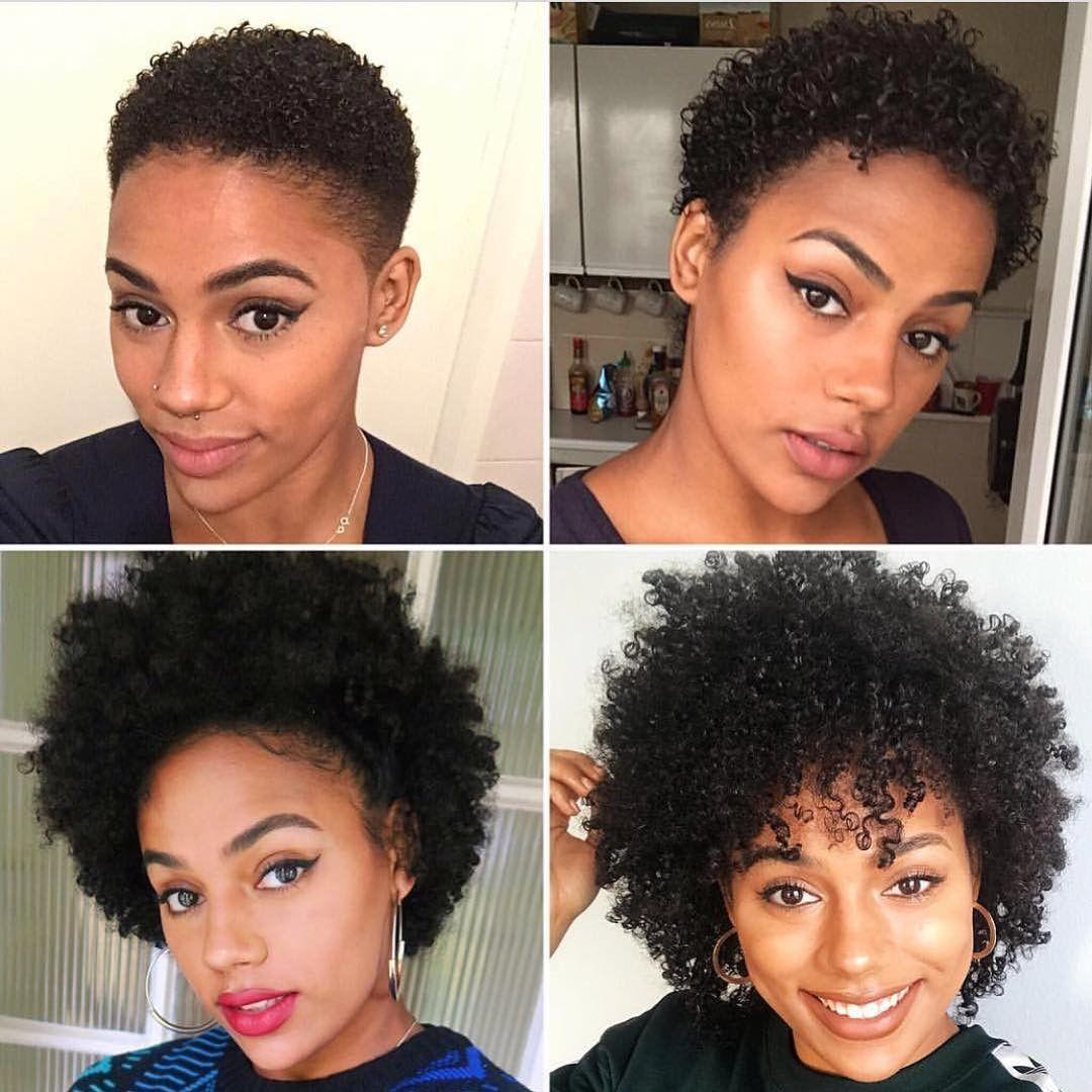 Pin By Shondra Ulmer On Naturally Beautiful Hair Styles Curly Hair Styles Short Hair Styles