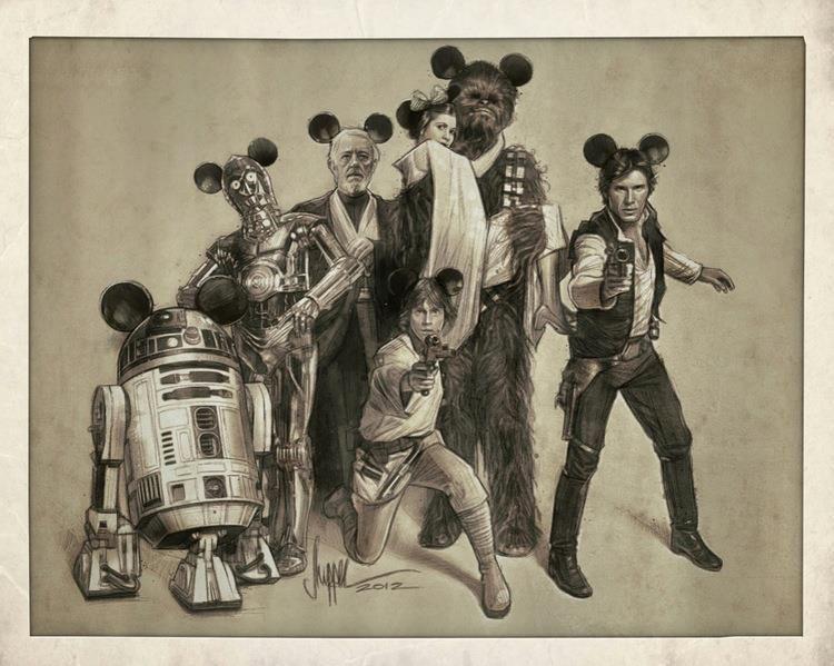 Star Wars and Disney