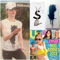 Anne Hathaway in Happiness Tee