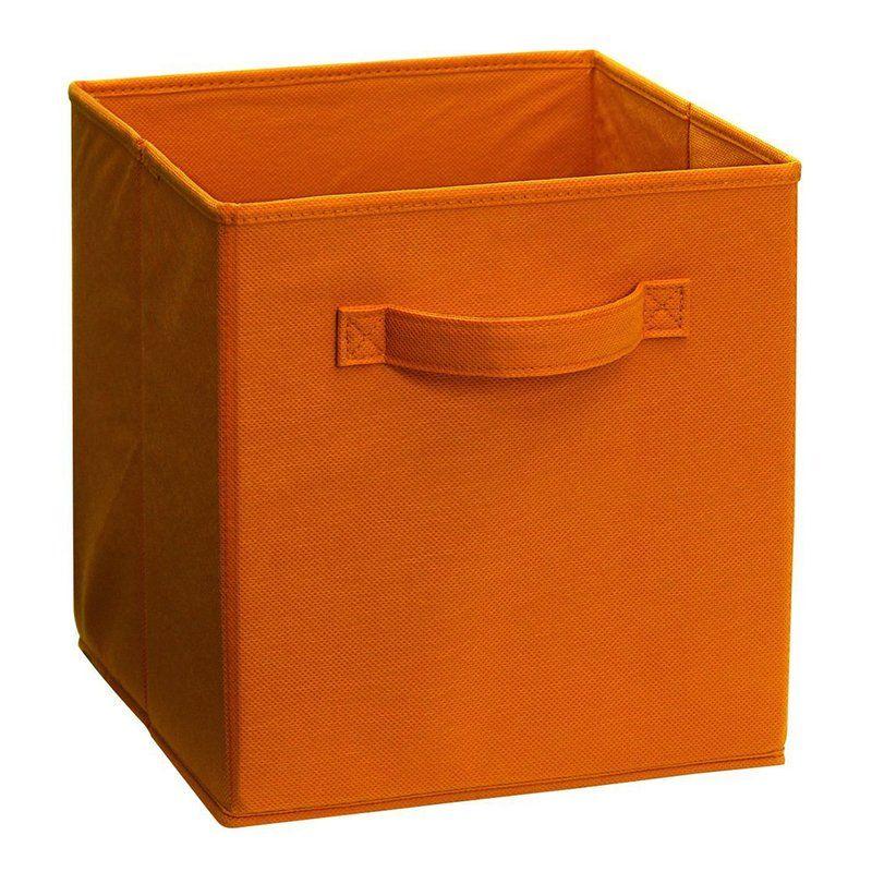 Cubeicals Fabric Storage Bin Reviews Allmodern Fabric Storage Bins Fabric Bins Fabric Drawers