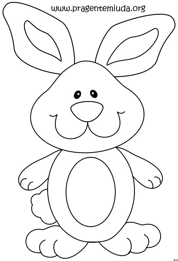Resultado de imagen para rabbits cliparts   Dibujos B/N   Pinterest ...