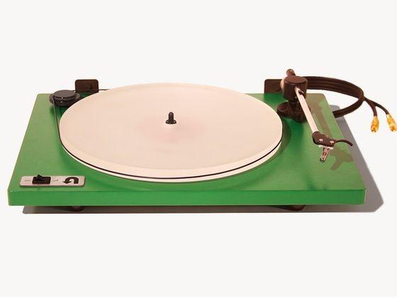 The Orbit Turntable by U-Turn Audio, via Kickstarter.