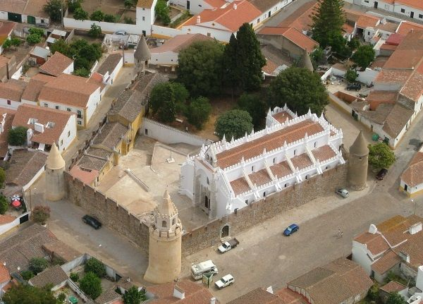 castelo Viana do Alentejo