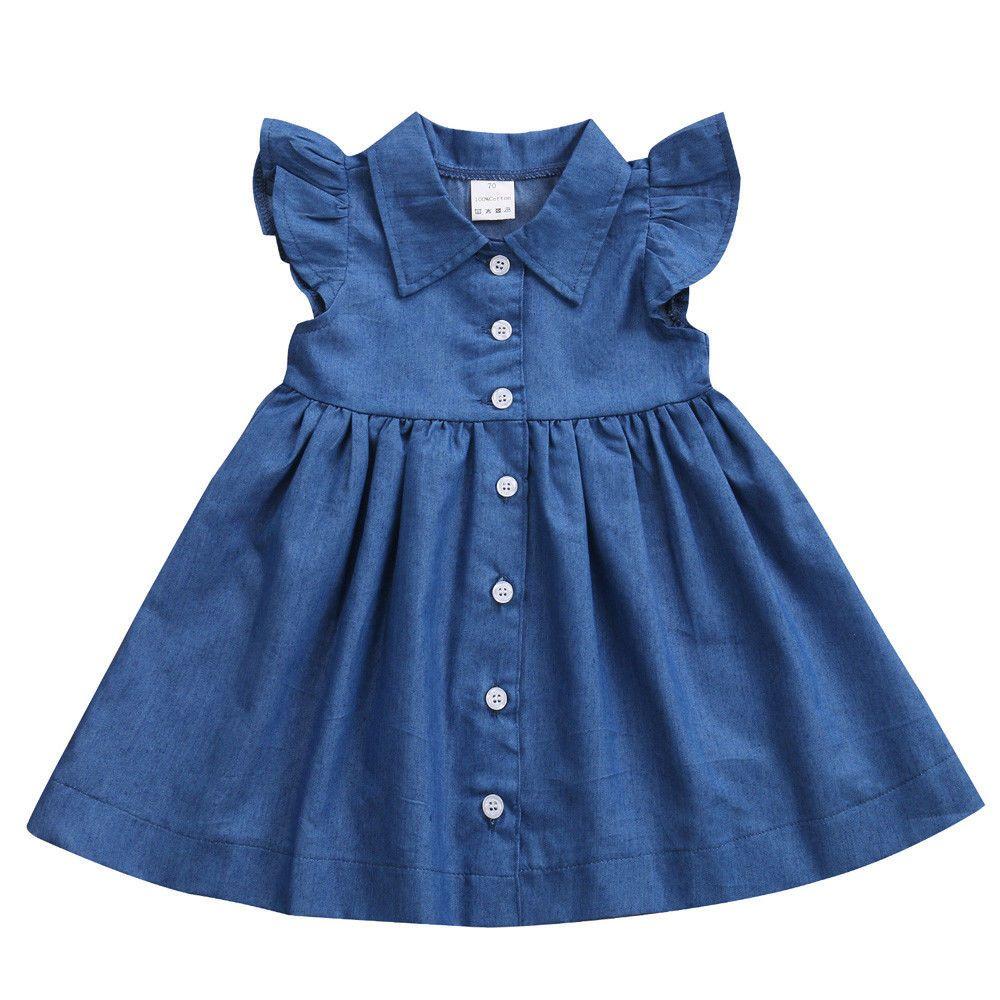 Nowy Urocza Maluch Dziecko Dzieci Dziewczyna Księżniczka Party Dress ...