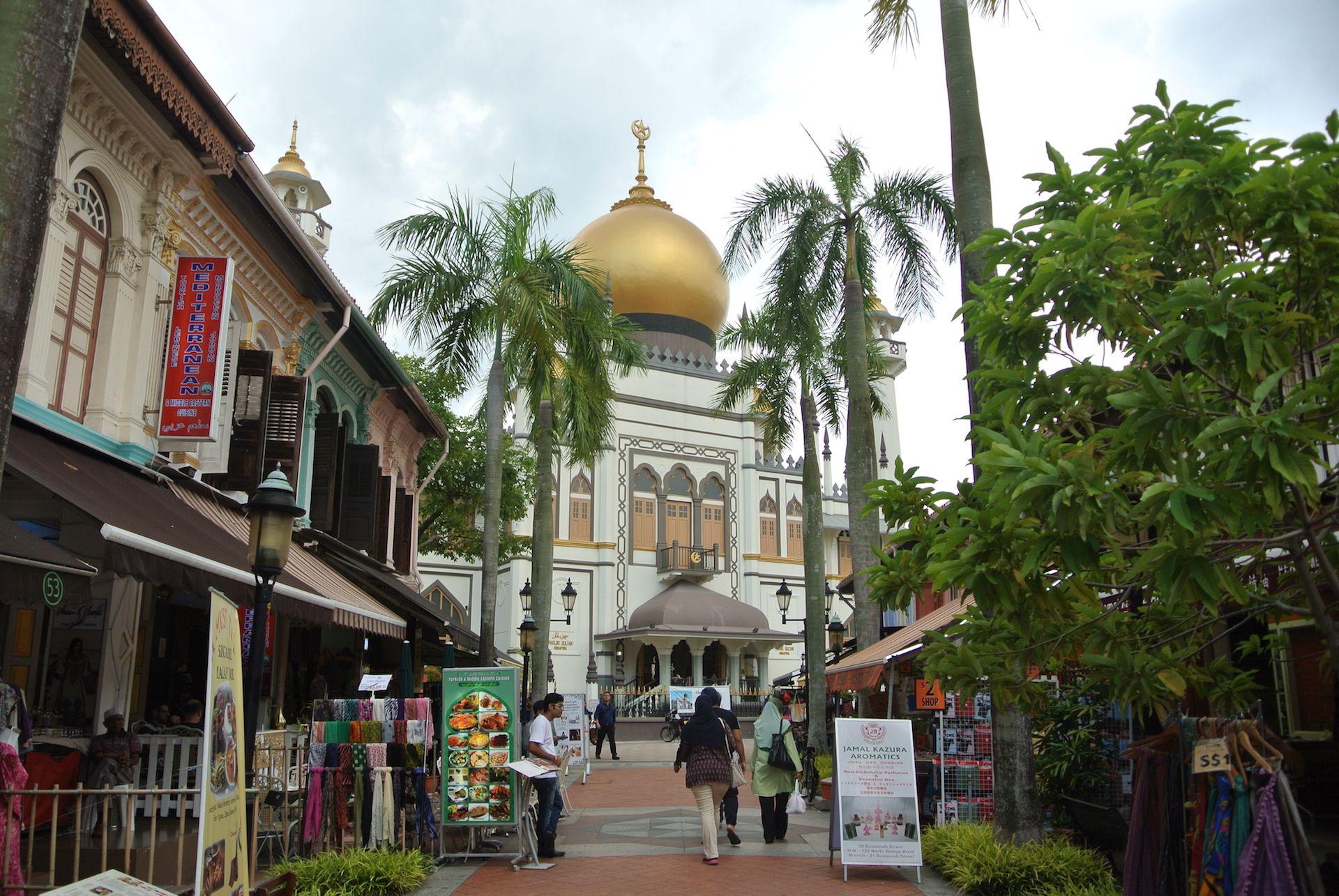 Ortszeit Singapur