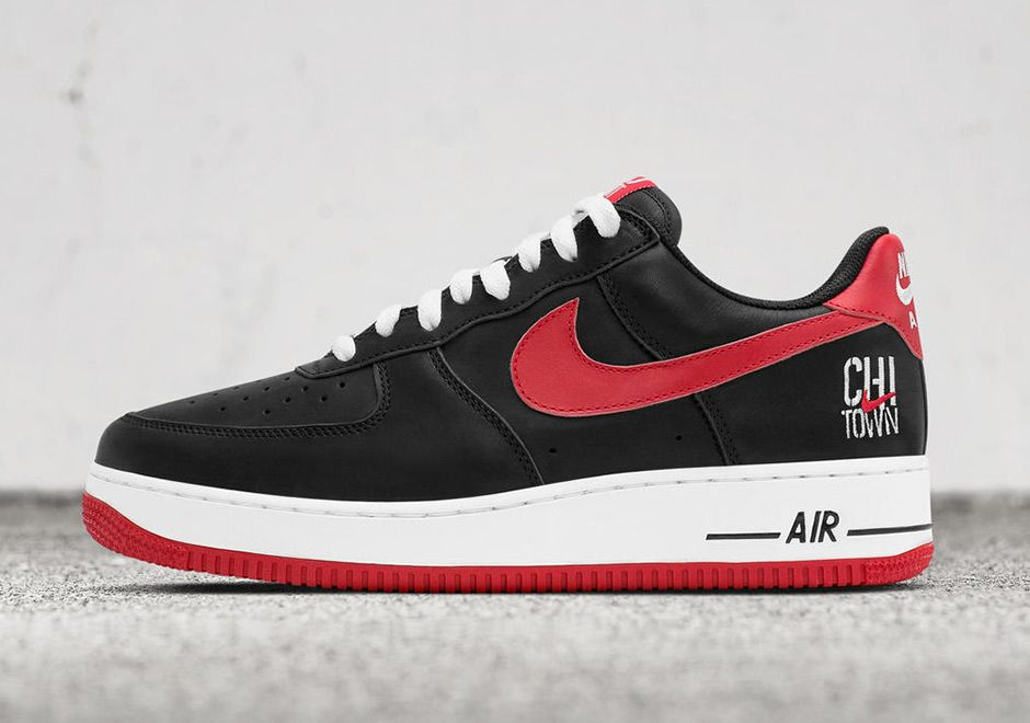 dc86d1a533c51 The Return Of The Nike Air Force 1 Low Chi-Town Will Be A Chicago Exclusive