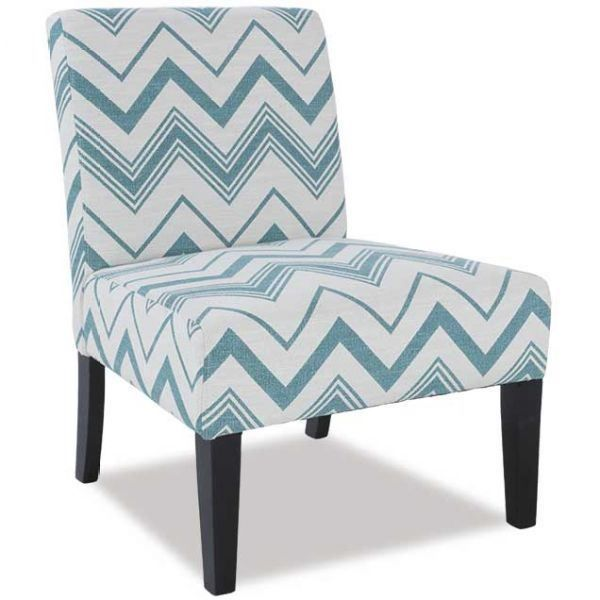 American Furniture Warehouse Online Shopping: Fiona Blue Accent Chair By JGW Furniture Is Now Available