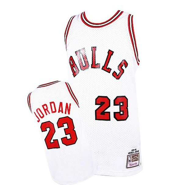 Mitchell & Ness Chicago Bulls Michael Jordan 1984-1985 Hardwood Classics  Home Jersey