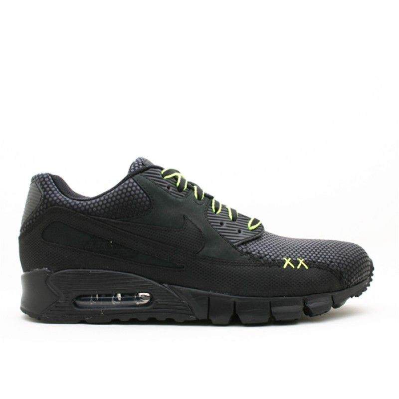 688bbab86a8c ... light grey white f8ba7 eeb68  coupon code buy nike air max 90 current  premium kaws black black volt trainers online shop