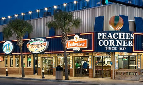Top 5 Places In Myrtle Beach For A Hot Dog Ocean Reef Myrtle Beach Resort Myrtle Beach Resorts Ocean Reef Myrtle Beach Myrtle Beach