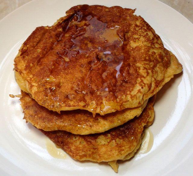 Greek Yogurt Pancakes – WorldWideGreeks.com