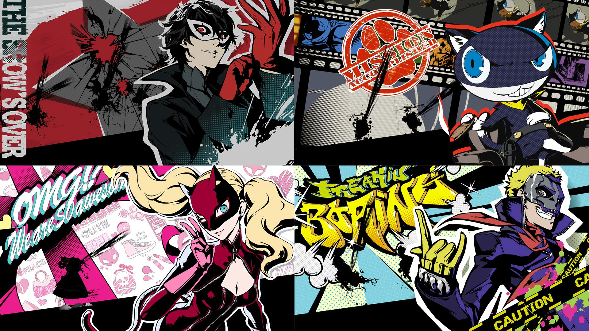 Persona 5 Review Persona 5, Persona, Reviews