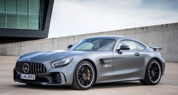 2017 Mercedes Benz Amg Gt R Coupe Classic Driver Market