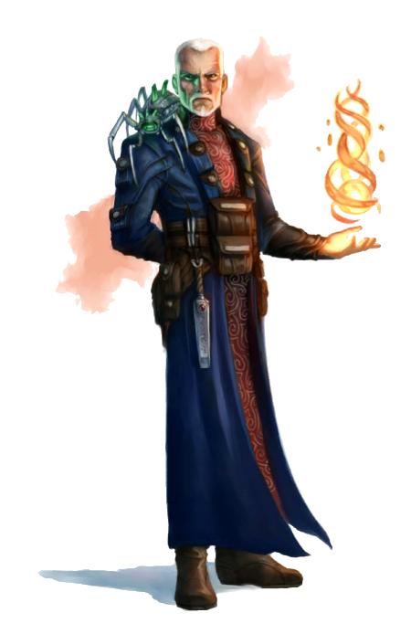 m Wizard Male Human Wizard - Pathfinder PFRPG DND D&D d20 fantasy