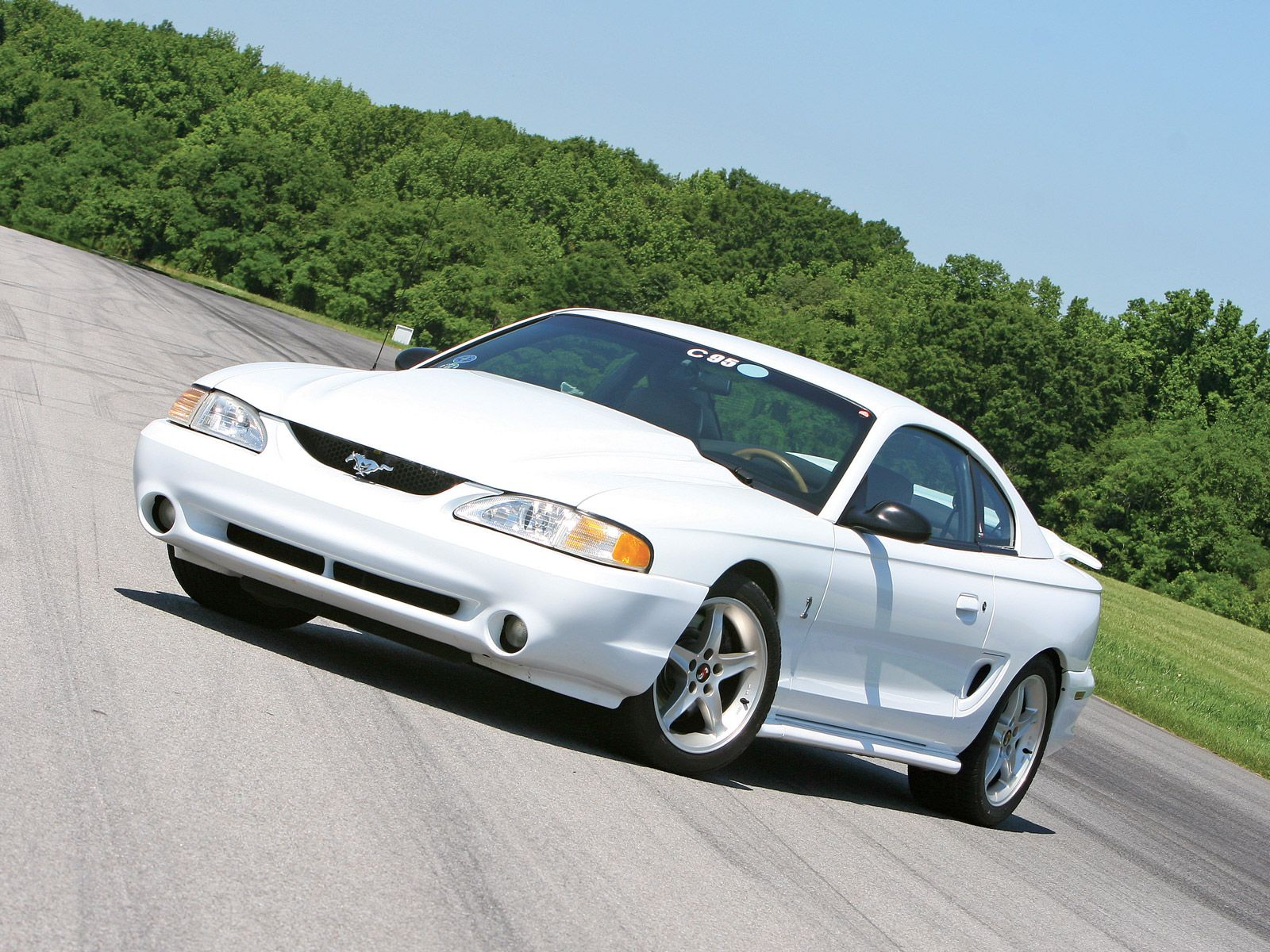small resolution of 1995 ford mustang cobra r