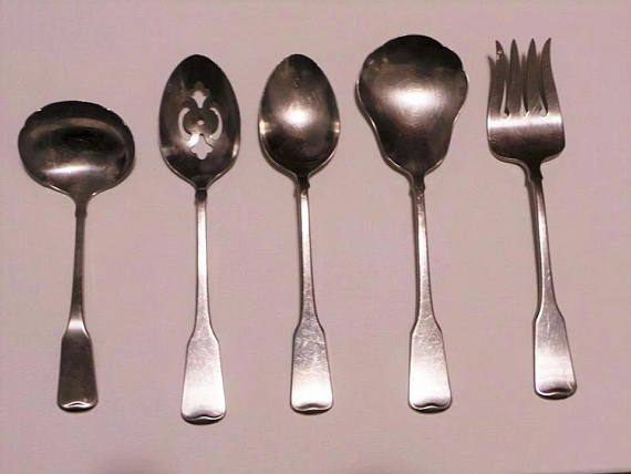 Oneida Stainless Flatware Individual Pieces Replacement