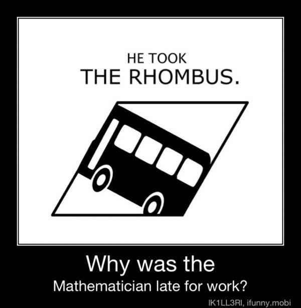 Image result for Geometry funny math memes