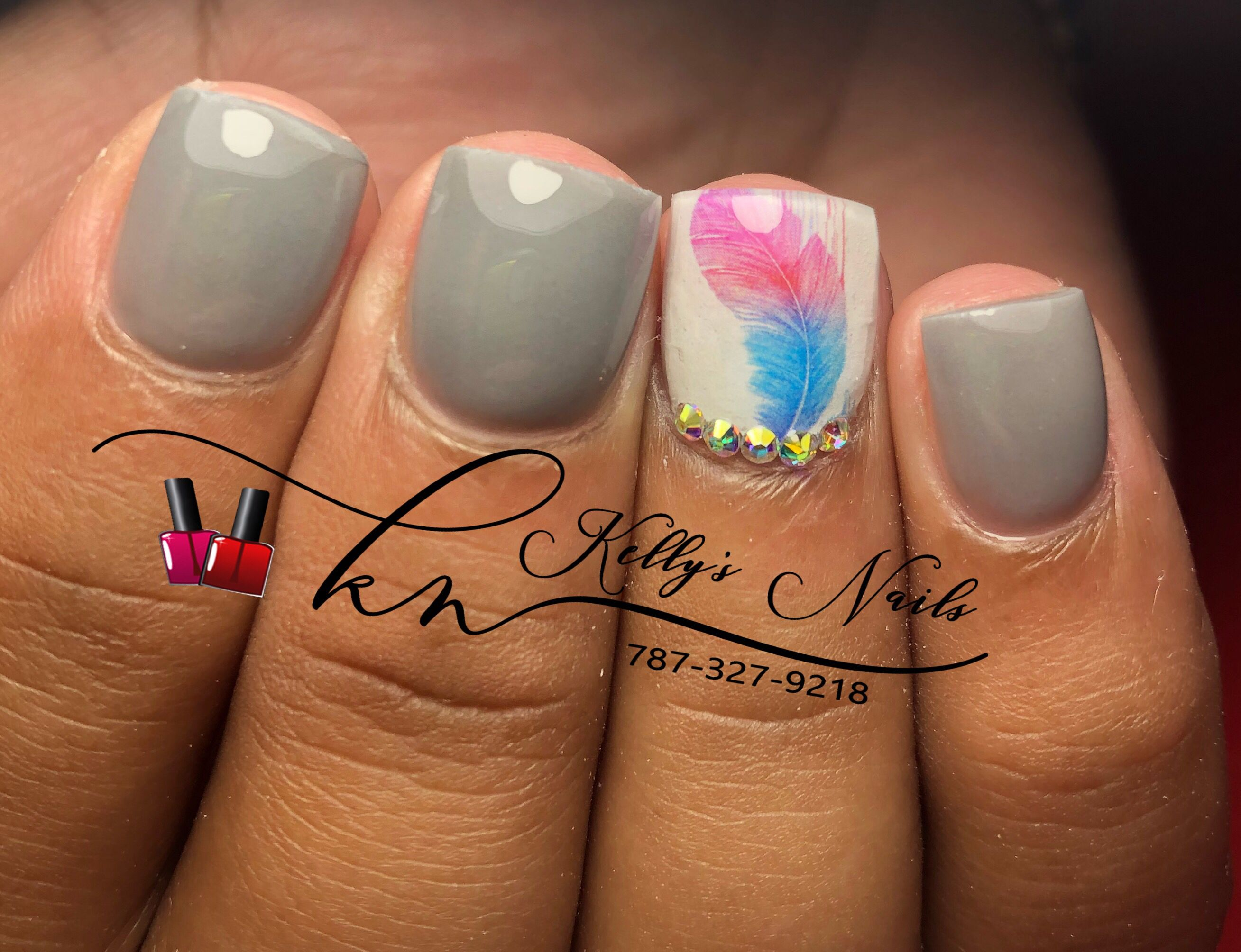 Pin di Nails by Kellie and Company