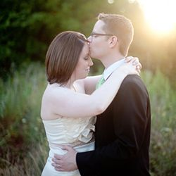 A gorgeous and romantic vineyard anniversary session.