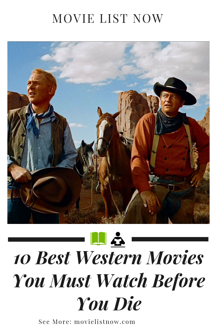 Top 10 western movies of all time list