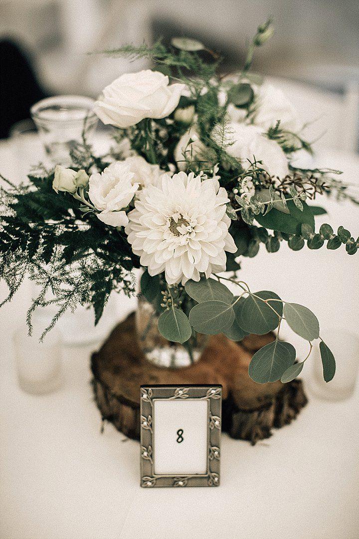 Marissa and Adam's 'Rustic Lush' Ski Resort Wedding by Bethany Small – Boho Wedding Blog