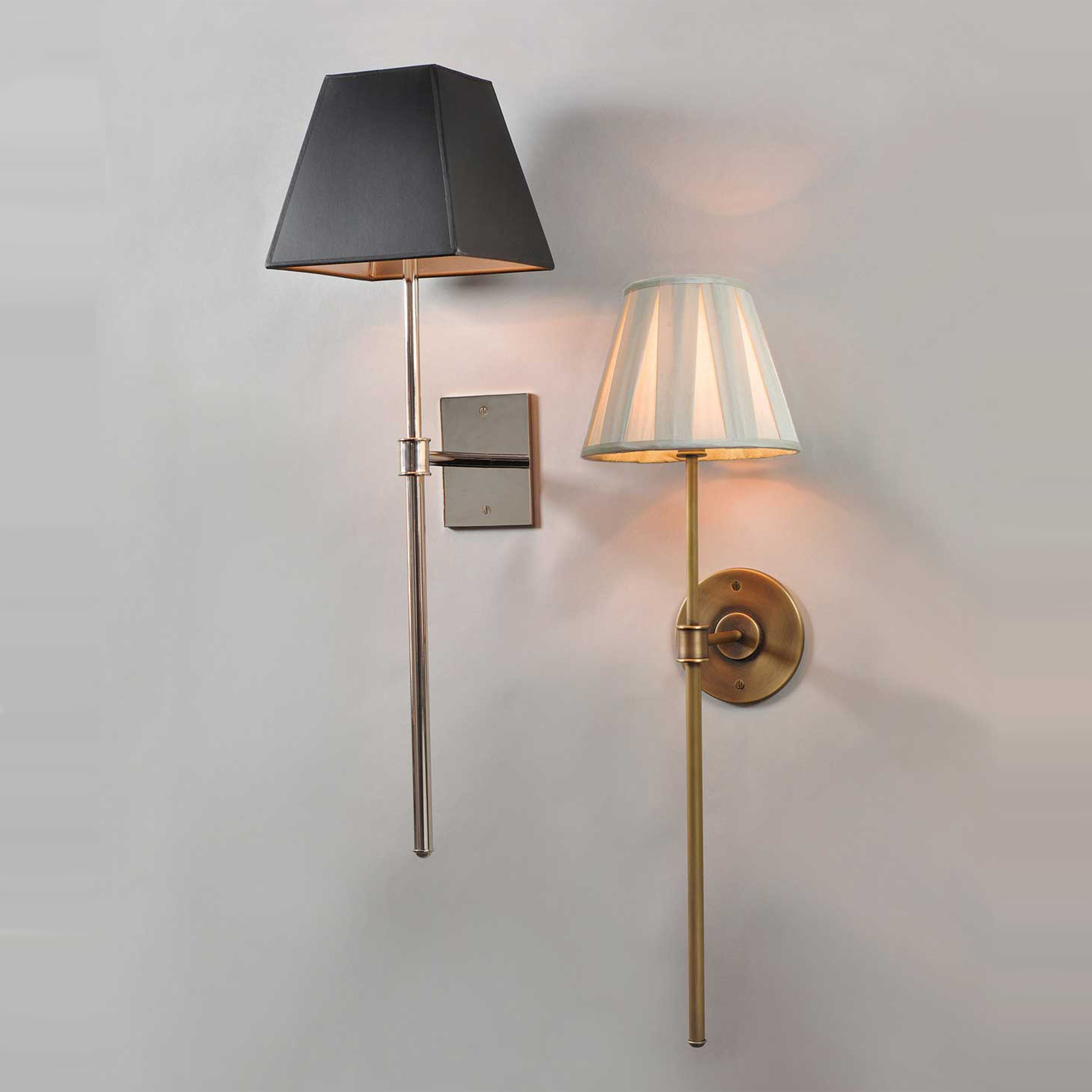 The Urban Electric Company S Melissa Wall Sconce Shown In