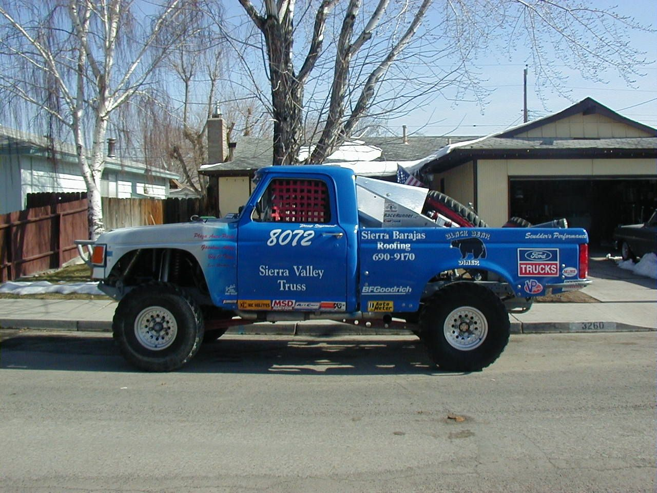 my ford class 8 for sale off road racing pinterest road racing monster trucks and ford. Black Bedroom Furniture Sets. Home Design Ideas