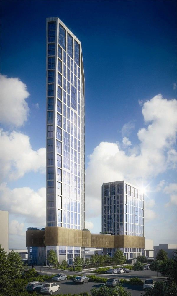 Sky View Tower, Stratford, London. Property for rent