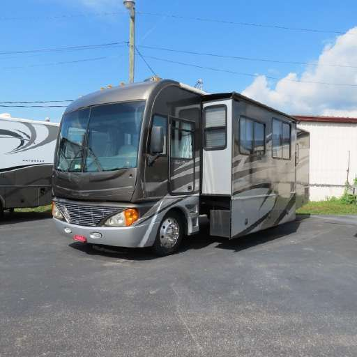 Check out this 2007 Fleetwood Pace Arrow 33V listing in