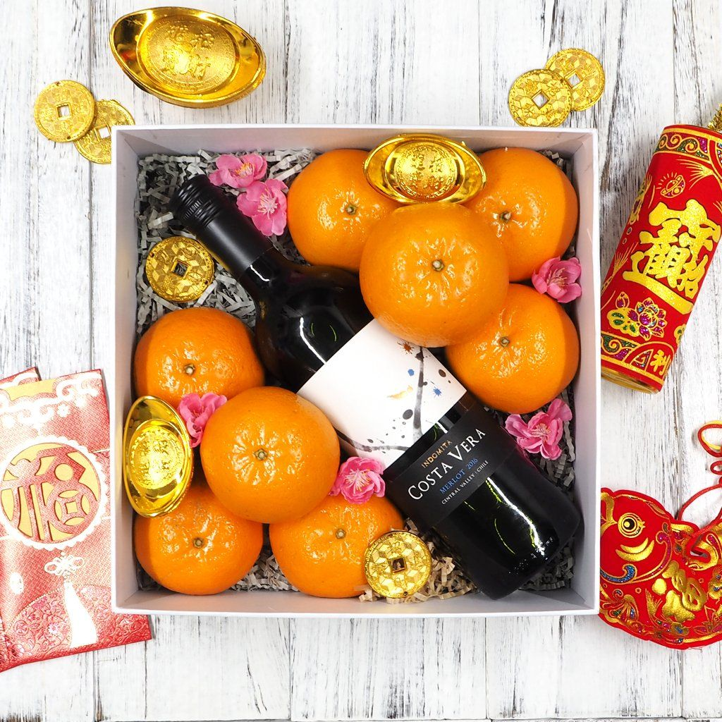 Looking for a traditional Chinese New Year gift for your