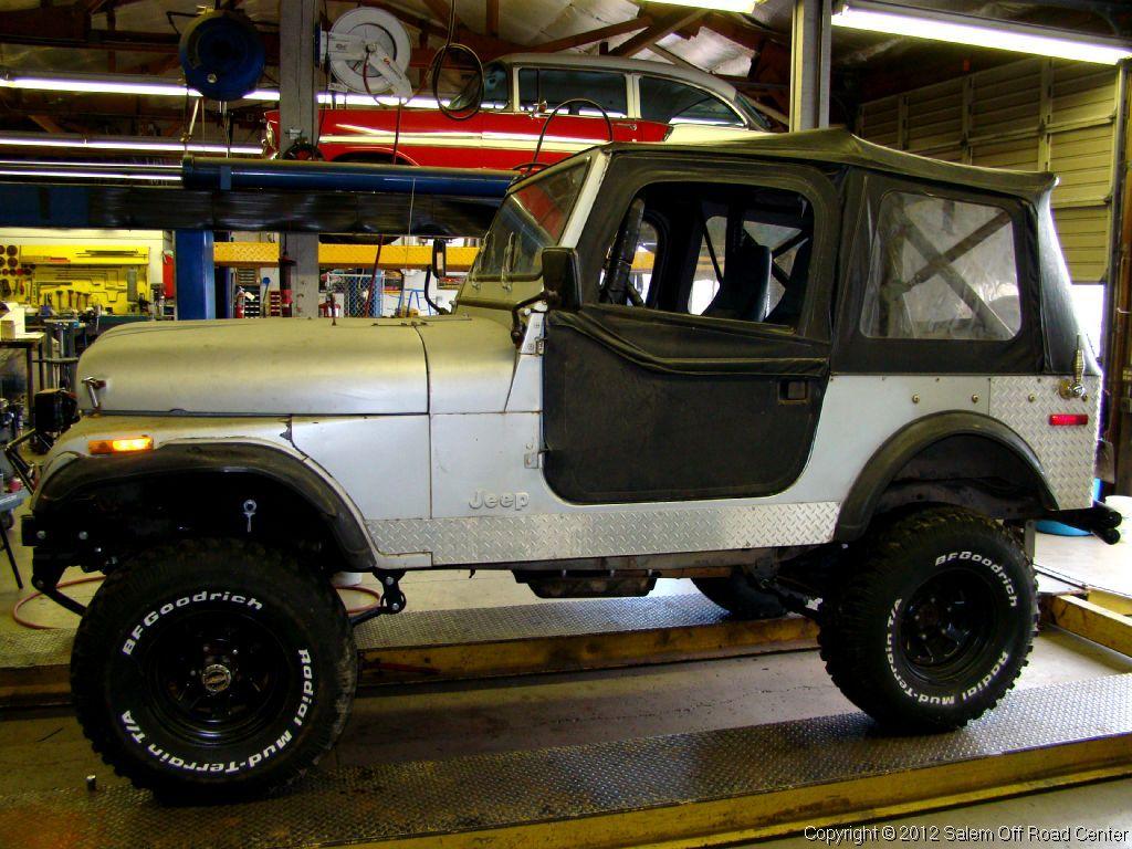 1978 Jeep Cj5 Bds Suspension 4 Lift Kit Warrior Products Shackle Reversal Kit Warrior Products Steering Box Brace Rancho Suspensio Jeep Cj5 Jeep Lift Kits