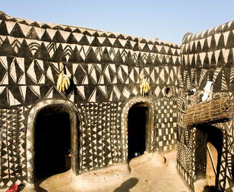 Tiebele Village, Burkina Faso