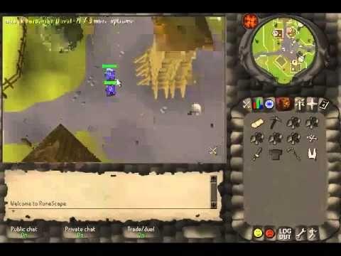 RuneScape Beta Footage January 2004 NEW | videogame vidoes | Desktop