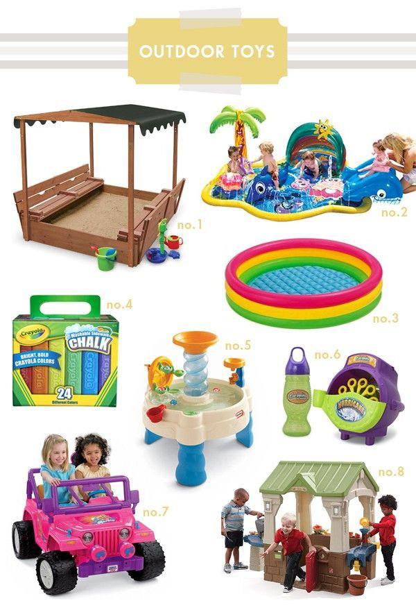 Outdoor Toddler Toys Hellobee