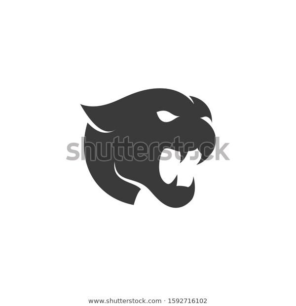 Panther Logo Design In 2021 Panther Logo Logo Design Logo Design Inspiration