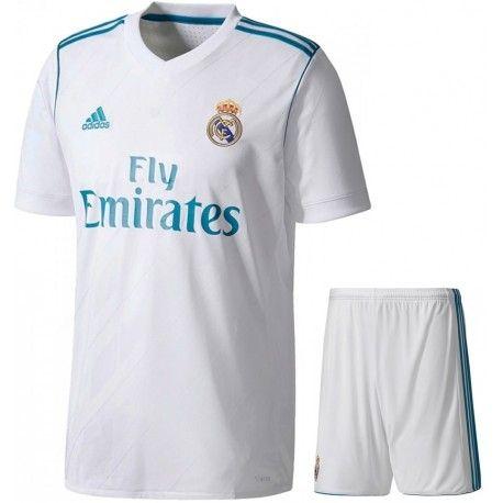 bf0b16d0c Ensemble Real Madrid Adulte 2017 2018 Domicile