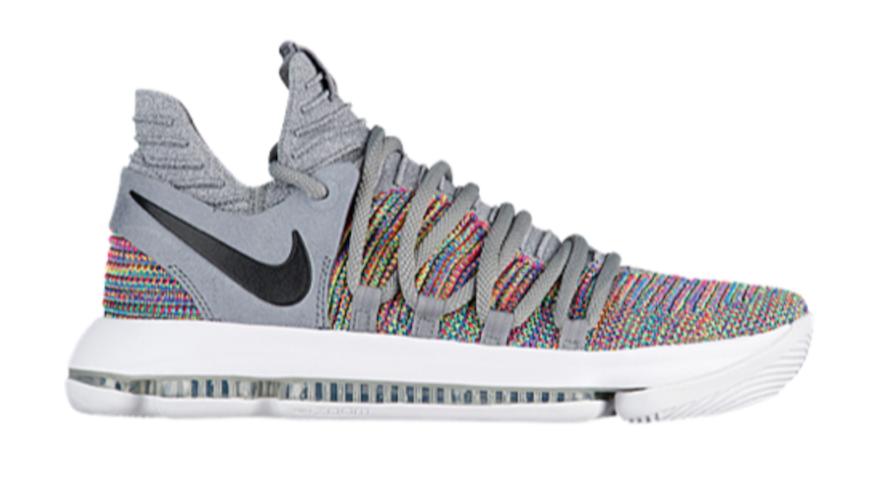 000d180a52e Release Date  Nike KD 10 Multi-Color